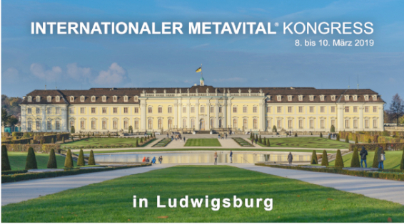 23. METAVITAL Kongress @ Forum am Schlosspark